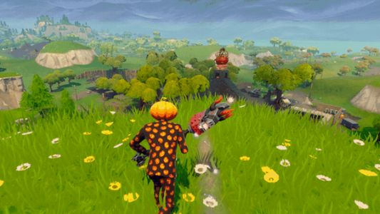 Fortnite Update Will Let You Re-Deploy Your Glider