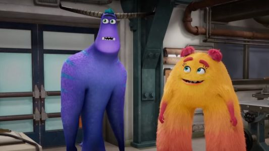 """New Trailer for Pixar's MONSTERS INC. Series MONSTERS AT WORK - """"Scarers Are Out, Jokesters Are In"""""""