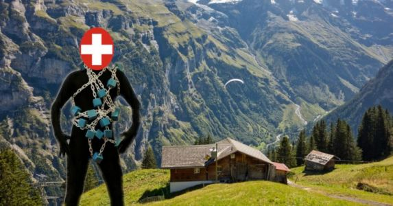 Switzerland says its national blockchain will be more secure than Bitcoin - it won't be