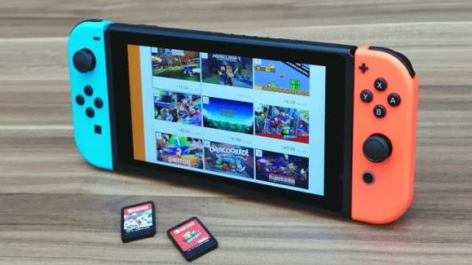 New Nintendo Switch With Larger Samsung OLED Rumored for This Year