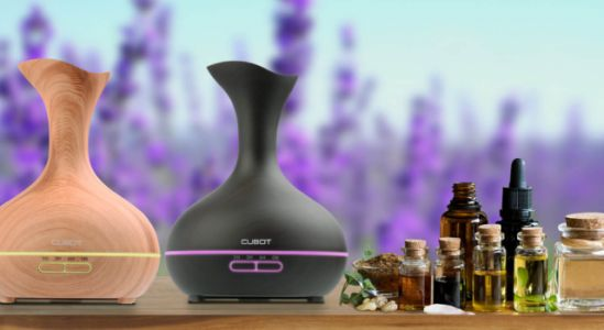 CUBOT AD36 Aromatherapy Diffuser Air Humidifier Launched