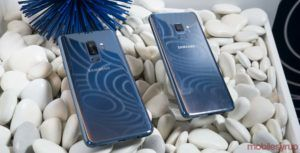 Samsung starts rolling out Galaxy S9 and S9+ December security patch