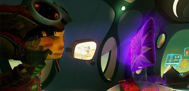 Psychonauts In The Rhombus Of Ruin jacks into PC