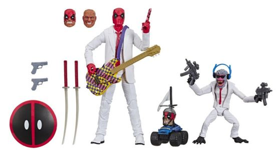 Hasbro Reveals New Marvel Legends Figures