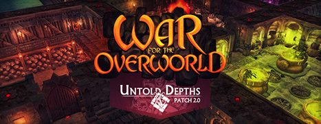 Daily Deal - War for the Overworld, 84% Off