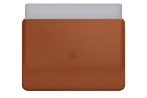 New leather sleeves from Apple are available for the MacBook Pro