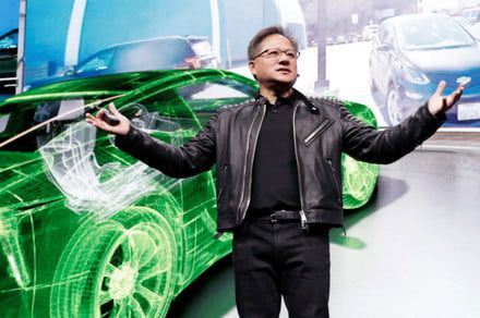 Nvidia 'more than happy to help' if Tesla self-driving chip doesn't work out