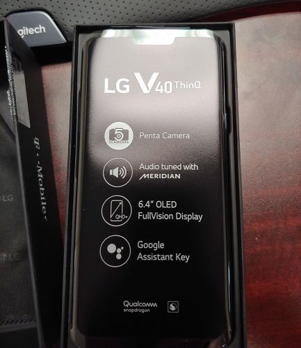 T-Mobile LG V40 ThinQ arriving early for some pre-order customers