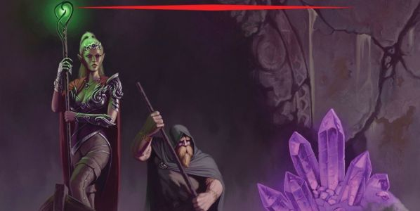 HALASTAR'S HOARD May Focus on DUNGEON OF THE MAD MAGE But It Works for Every Campaign
