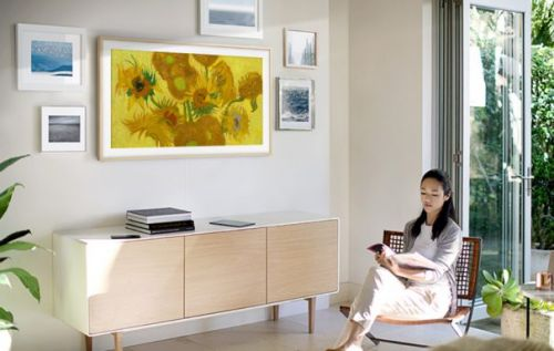 Samsung adds 62 new pieces of artwork to Frame TV Art Store