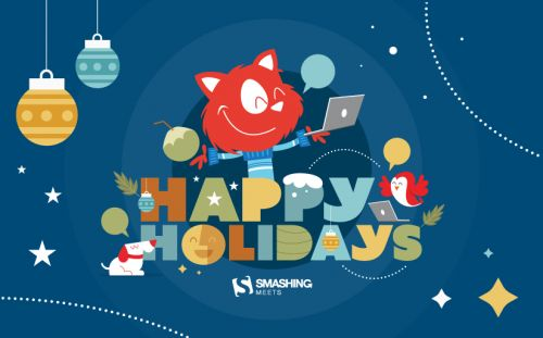 Join Us For Smashing Meets Happy Holidays