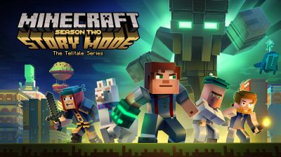 Pssst. Hey! Episode One of Minecraft: Story Mode - Season Two Is Out Now!