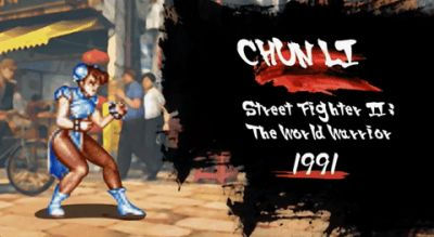 Watch the evolution of these Street Fighter characters over 30 years