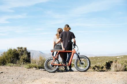 Juiced Bikes puts its own spin on the scrambler-style ebike