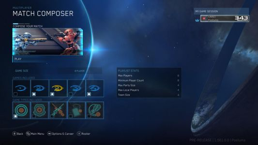 Halo: Master Chief Collection Shows Off New Matchmaking Feature