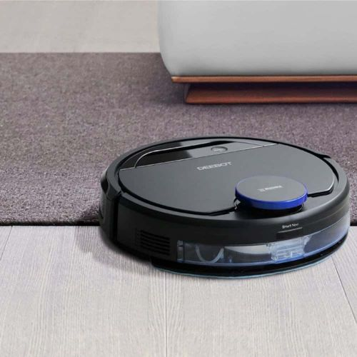 The ECOVACS DEEBOT OZMO 930 Robot Vacuum & Mop Is Half Price Today!