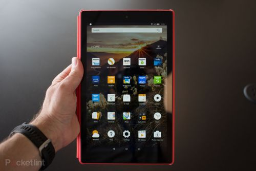Amazon Fire HD 10 preview: Going big on entertainment