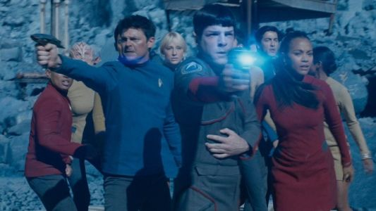 Quentin Tarantino's STAR TREK Film is Said to Feature The Reboot Cast