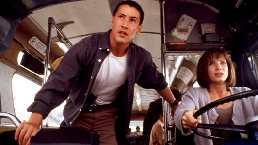 The Classic Keanu Reeves and Sandra Bullock Action Film SPEED Gets a Funny Honest Trailer
