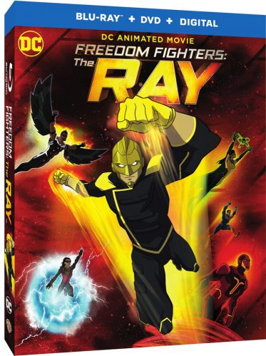 'Freedom Fighters: The Ray' Blu-ray, DVD and Digital Release Date and Details