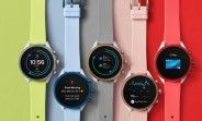 Fossil launches Fossil Sport, a Wear OS smartwatch running the Snapdragon 3100