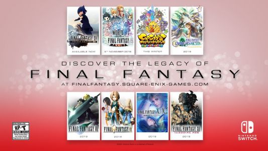 'Final Fantasy VII' and other classics are heading to Switch
