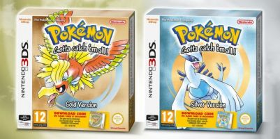 Pokemon Gold and Silver for 3DS will get a physical release
