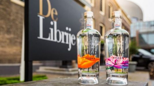 A Company in Holland Is Making Vodka From Tulips