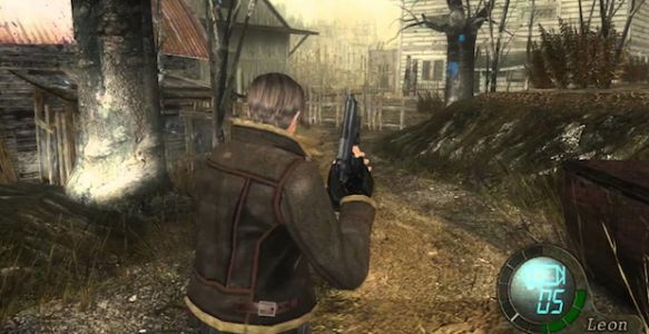 Resident Evil 4 fan remaster is finally available