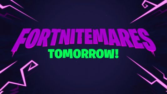 "Fortnite's Halloween Event ""Fortnitemares"" Date Confirmed"
