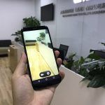 First Look at the Elephone 18:9 Phone Prototype