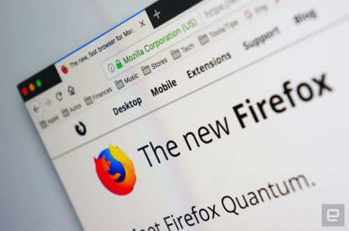 Firefox Quantum is ready to speed up your web browsing