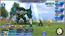 Dissidia Final Fantasy is punching and kicking its way to mobile in Opera Omnia