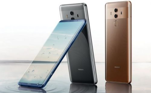 Huawei Mate 10 Pro Becomes Official, With 6 inch 18:9 Screen; Porsche Design Version Also Debuts