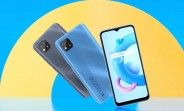 Realme C20A's design revealed, will come with the Helio G35 SoC