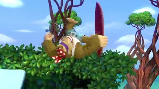 Donkey Kong Country: Tropical Freeze Arrives On Switch With Funky Kong In Tow