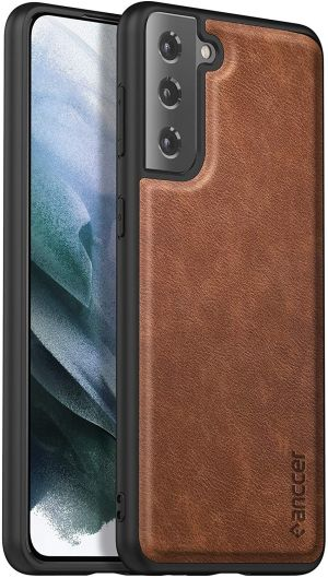 Best Leather Galaxy S21 Plus Cases to buy in February 2021