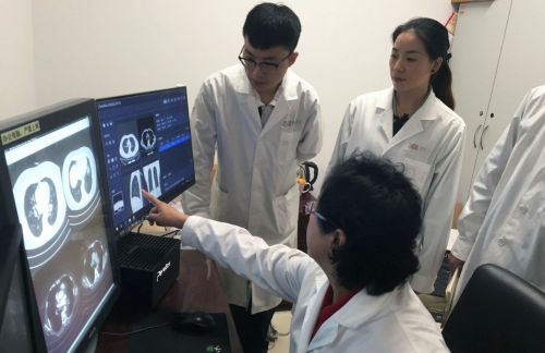 China's hospitals turn to AI to make up for doctor shortage