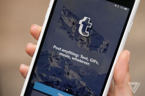 Tumblr's 'recommended blogs' feature exposed user data