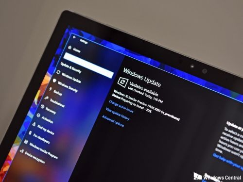 Windows 10 build 17650 rolls out to Skip Ahead Insiders