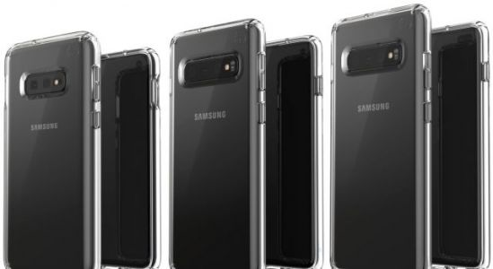 Samsung Galaxy S10E, S10 and S10+ Leaked in Renders