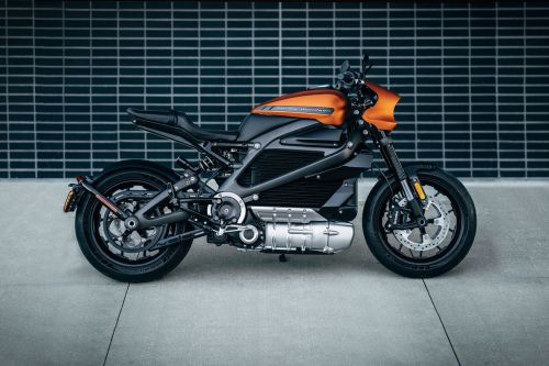 Harley-Davidson debuts its first electric motorcycle, coming 2019