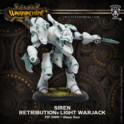 Privateer Press Posts New Warmachine/Hordes Previews