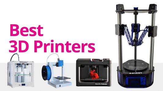 The 10 best 3D printers of 2018
