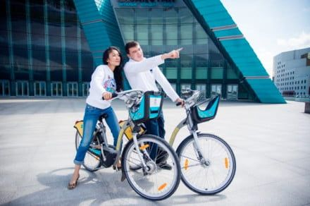Smoove and its hybrid ebikes may be taking over Paris soon