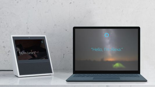 The Alexa-Cortana crossover is now available to the public