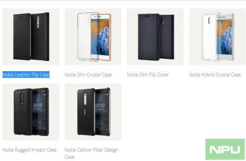 Official Nokia 3, 5, 6 & 8 accessories available in UK & Germany now