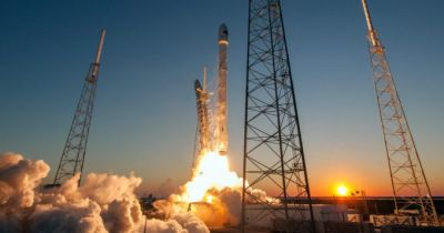 SpaceX's first military satellite launch delayed one day