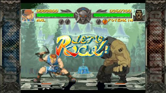 Arc System Works Porting The Original Guilty Gear To PC, PS4, Switch