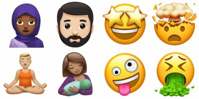 New Apple emoji are coming later this year - here's your first look